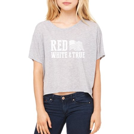 55376d4b7fda0 Artix Red White   True Christmas Birthday Family Party Gift Match w Hats  Jeans Leggings Women s Flowy Boxy T-Shirt Clothes