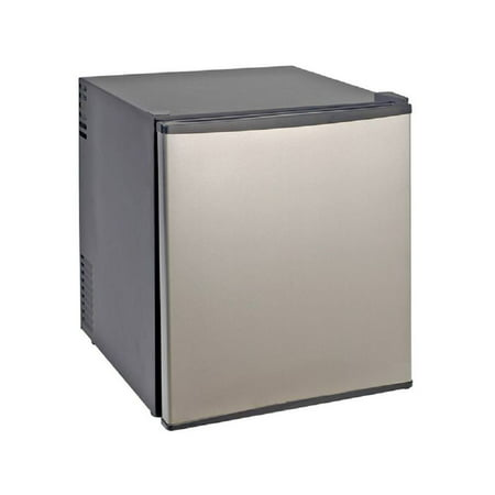 Avanti Nano - Avanti 1.7 cu ft Refrigerator Superconductor - Black, Stainless Steel