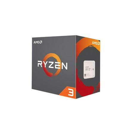 AMD Ryzen 3 3200G with Radeon Vega 8 Graphics