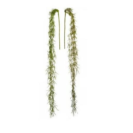 august grove spanish moss branch set of 6 walmart com