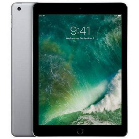 Apple iPad 2017 32GB Space Gray Wi-Fi 3D575LL/A