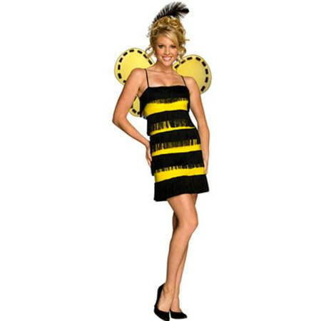 Women's Adult Bee Mine  Jazz Bumblebee Costume