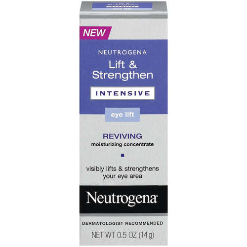 Neutrogena Neutrogena Lift & Strengthen Reviving Moisturizing Treatment, 0.43 oz
