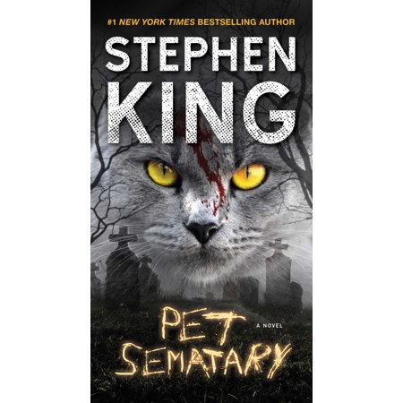 Pet Sematary : A Novel - Stephen King Halloween Stories