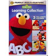 Sesame Street: Learning Collection (Full Frame) by Warner Brothers