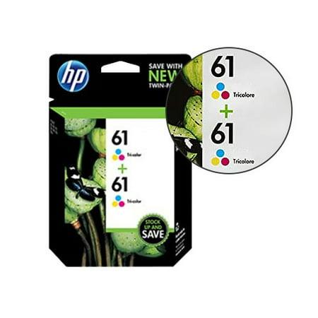 HP 61 - 3 ml - dye-based tricolor - original - ink cartridge HP 61 Ink Cartridge - Cyan, Magenta, Yellow - Cyan, Magenta, Yellow - Inkjet - 165 Page - Dye Based Inkjet Ink