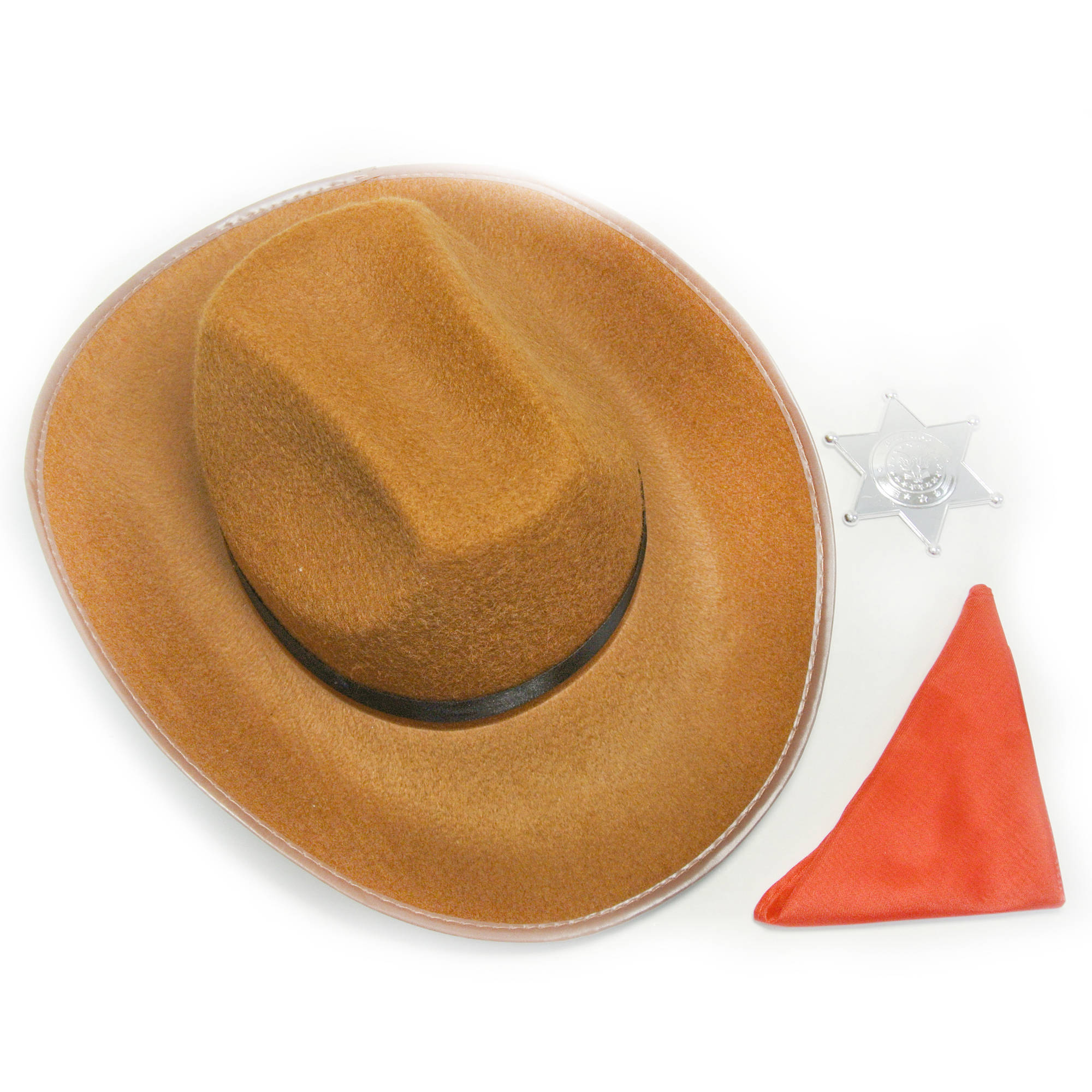 Cowboy Halloween Costume Accessory Kit