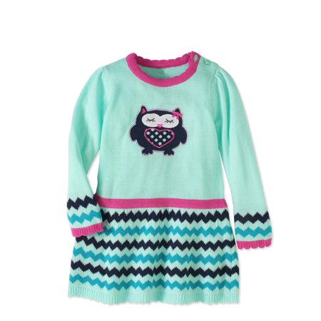 Healthtex Toddler Girl Sweater Dress