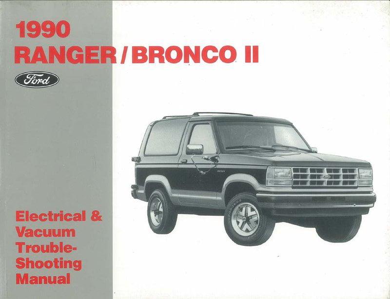Bishko OEM Maintenance Owner/'s Manual Bound for Jeep Wrangler 1990