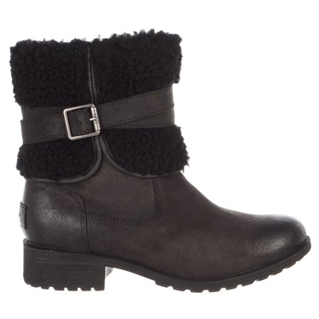 UGG Australia Blayre III Fashion Boot - Black - Womens - 9.5](Contact Ugg)