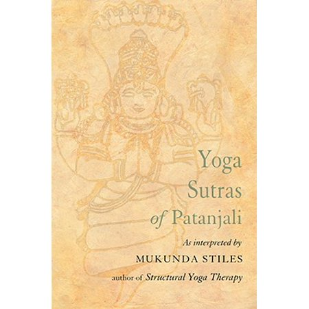 Yoga Sutras of Patanjali : With Great Respect and