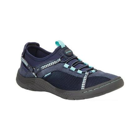 Jsport by Jambu Womens Tahoe Encore Lightweight Athletic Slip On Shoes