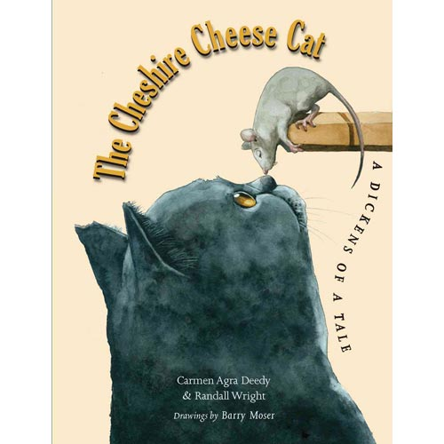 Cheshire Cheese Cat, the: A Dickens of a Tale