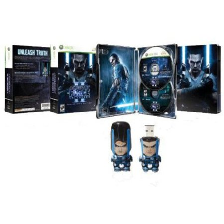 Star Wars: Force Unleashed II Collector's Editon (Xbox 360)