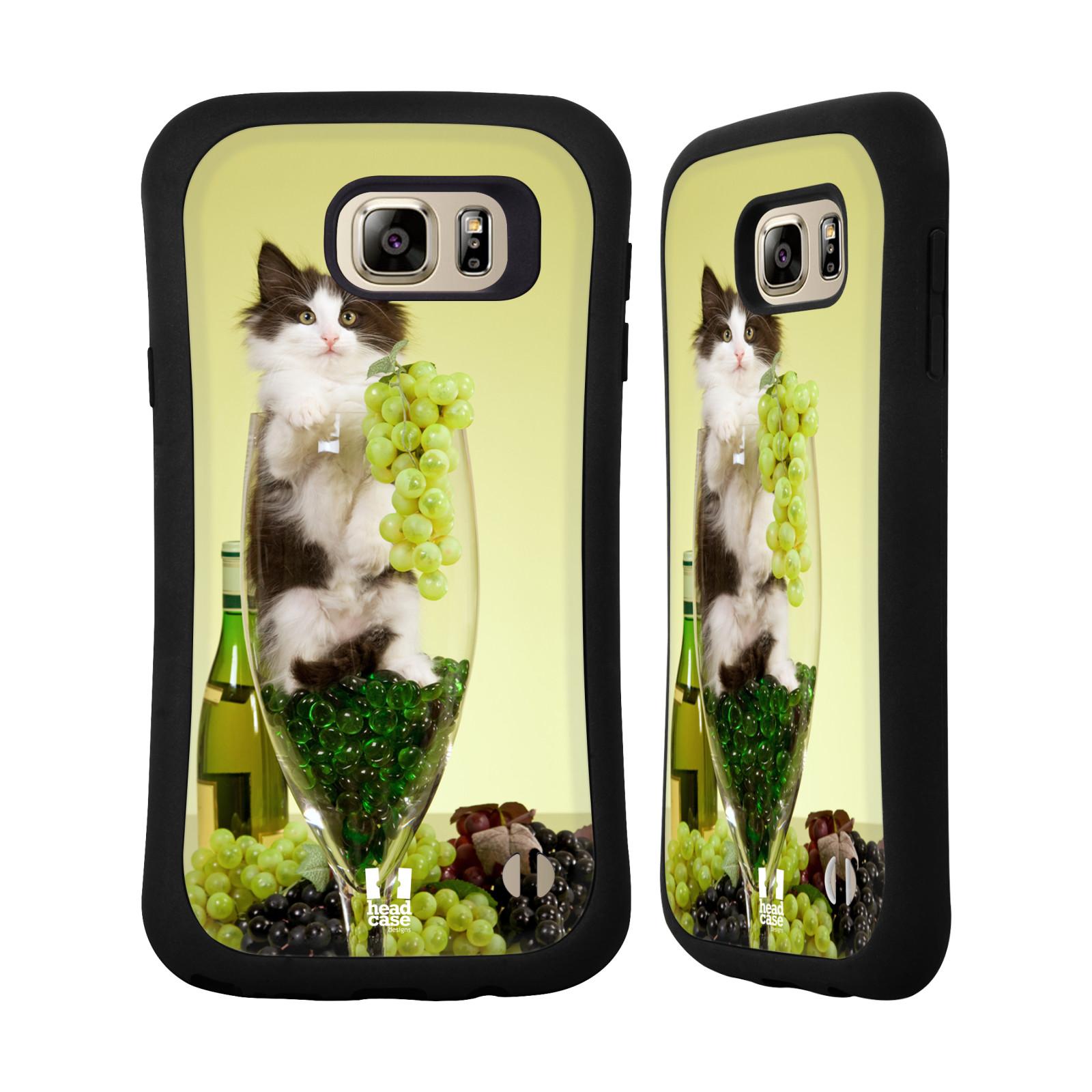 HEAD CASE DESIGNS FUNNY ANIMALS HYBRID CASE FOR SAMSUNG PHONES