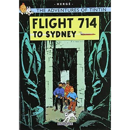 Flight 714 to Sydney (Mayer Sydney)
