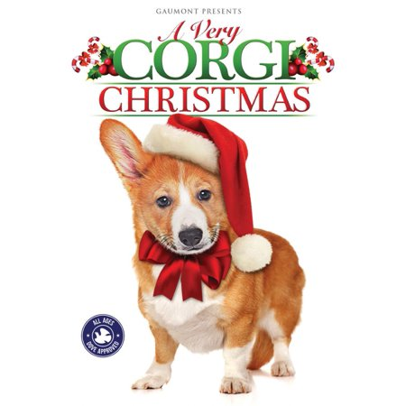 A Very Corgi Christmas (DVD) ()