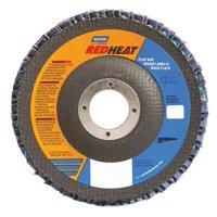 NORTON 63642504334 Flap Disc,7 In x 36 Grit,7/8