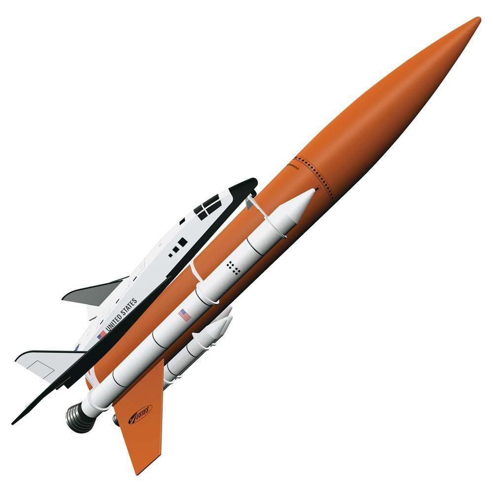 Estes Shuttle Flying Model Rocket by