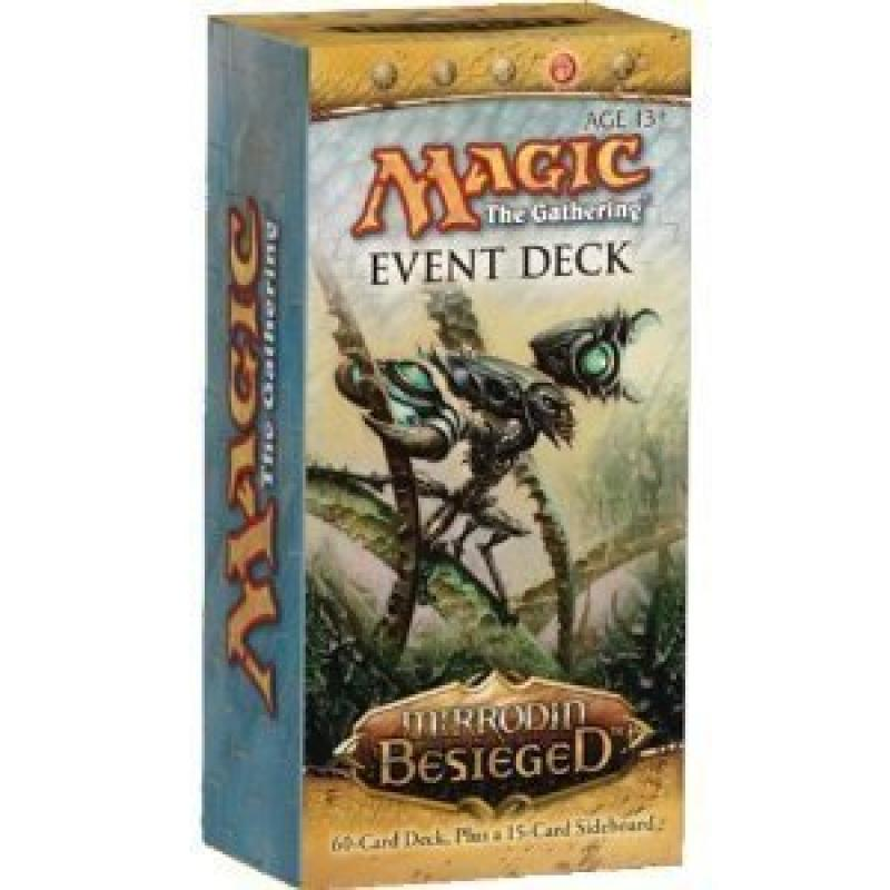 Magic the Gathering - MTG: Mirrodin Besieged Event Deck: Into the Breach - Mirran Deck