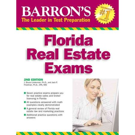 Barrons Florida Real Estate Exams