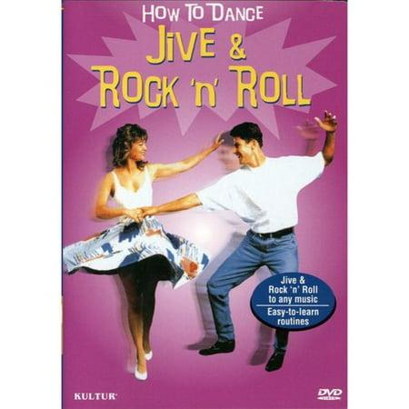 How To Dance  Jive   Rock N Roll