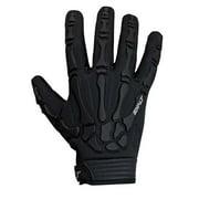 Exalt Paintball Death Grip Gloves - Full Finger - Black