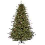 """6.5' x 56"""" Itasca Frasier Fir Artificial Christmas Tree w/Multi-Colored Lights"""