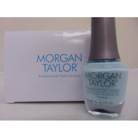 Morgan Taylor Nail Lacquer - Water Baby 0.5 fl oz