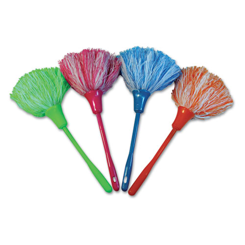 "MicroFeather Mini Duster, Microfiber Feathers, 11"", Assorted Colors BWKMINIDUSTER"