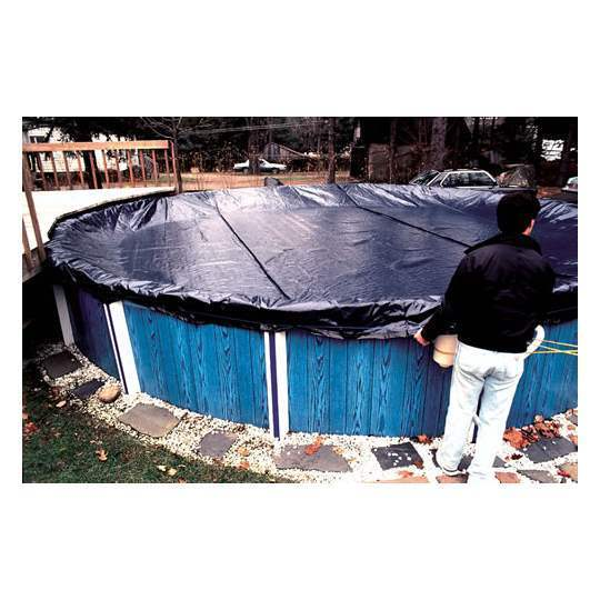 GLI 0028RD-C 27/28' Round Above-Ground Winter Cover