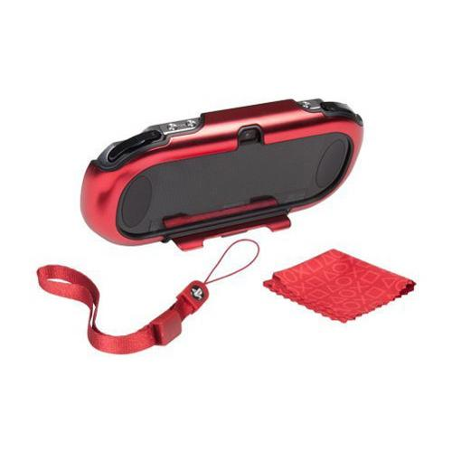 Power A Media Stand Kit for PlayStation Vita (Red)