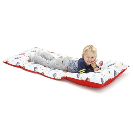 Disney Cars Deluxe Easy Fold Nap Mat ()
