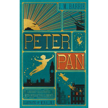 Peter Pan (Illustrated with Interactive Elements) - Peter Pan Accessories