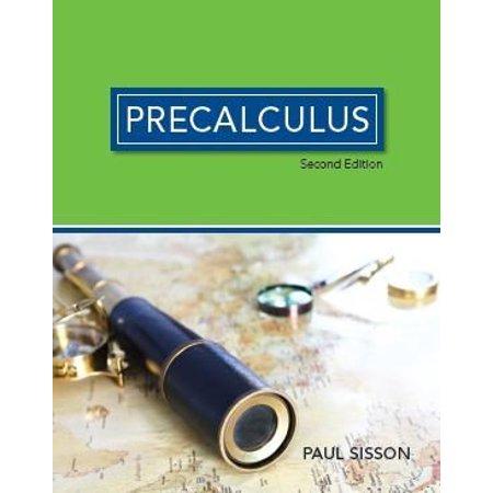 Precalculus Textbook by Paul Sisson