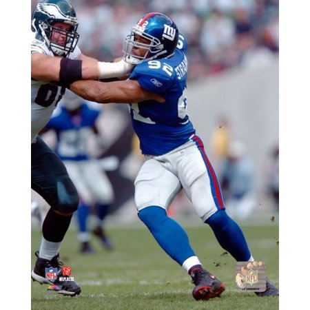 Michael Strahan   06  07 Action Photo Print