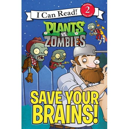 Plants vs. Zombies: Save Your Brains! - eBook](Happy Halloween Plants Vs Zombies)