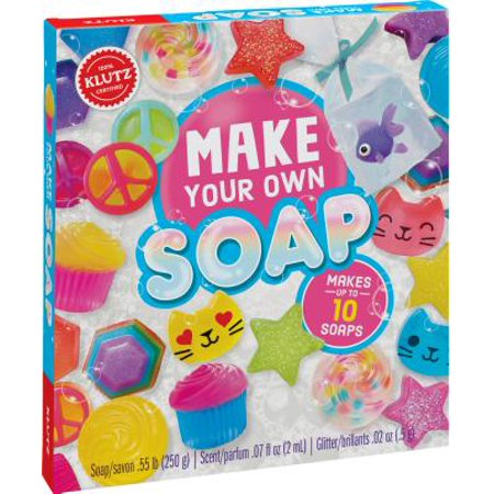 Make Your Own Soap - Make Your Own Cupcake