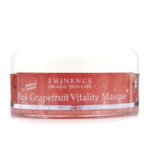 Eminence Organic Skincare Vitality Masque, Pink Grapefruit, 2 Fluid Ounce by Fab Products