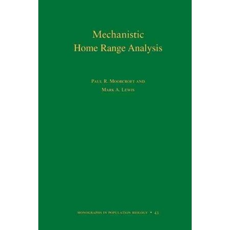 Mechanistic Home Range Analysis