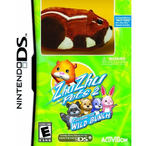 Zhu Zhu Pets: Wild Bunch with gift (DS)