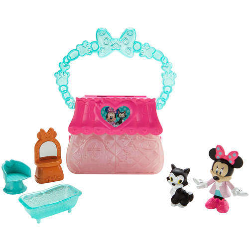Disney Minnie Mouse - Minnie's Pet Salon Playset