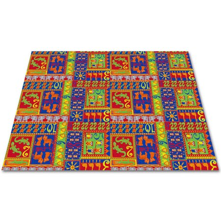 Kid Carpet Counting Animals Kids Rug
