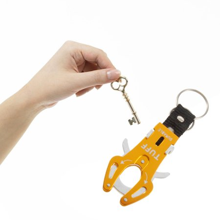Durable Carabiner Clip Climb Hook Lock Keyring Keychain - image 5 of 5