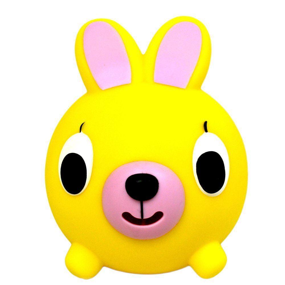 Yellow Bunny Squeeze Fidget Toy
