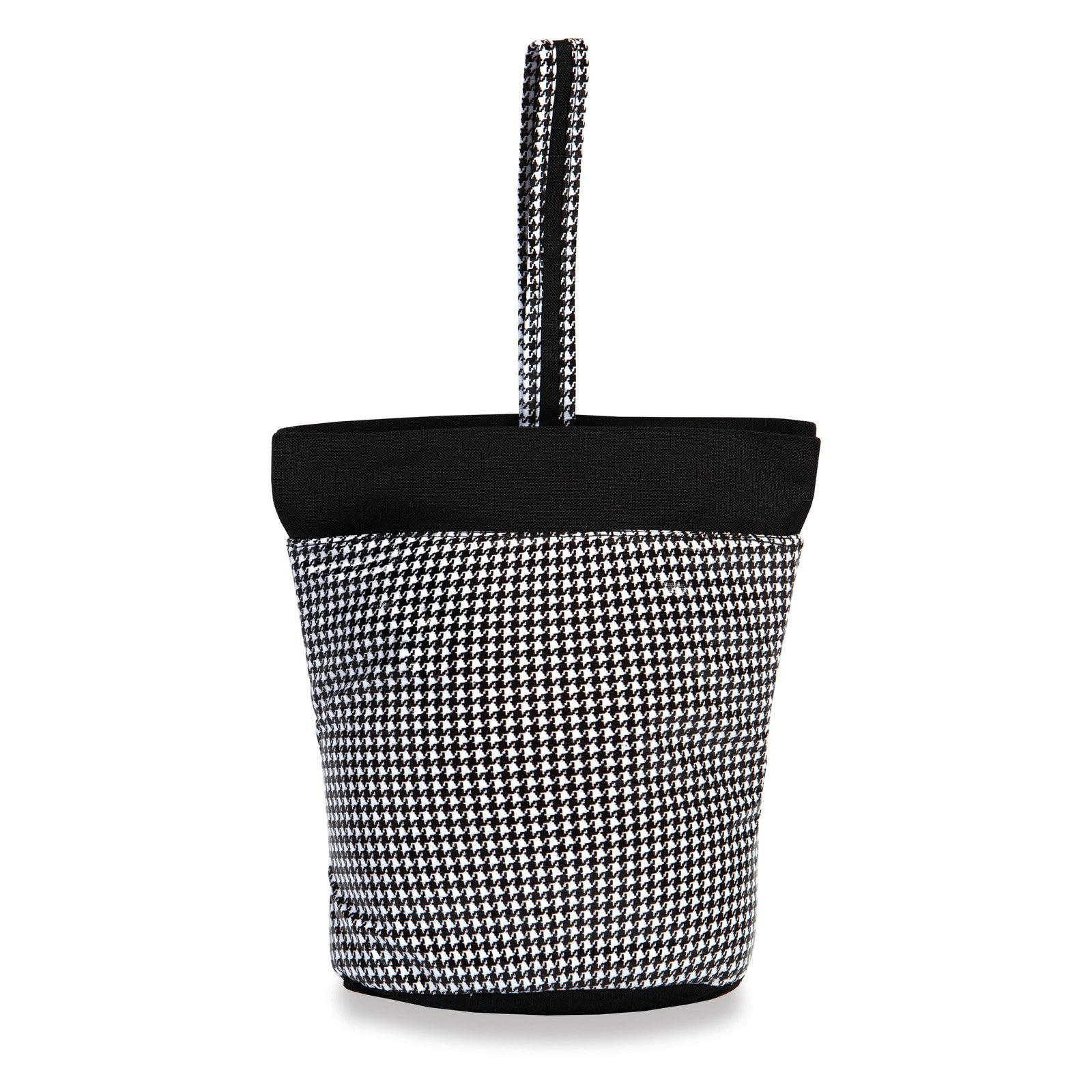 Picnic Plus Razz Lunch Tote - Houndstooth