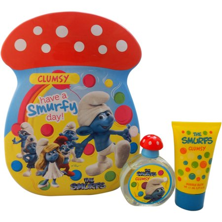 First American Brands The Smurfs Clumsy Gift Set, 2 pc