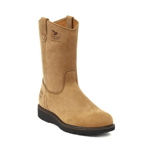 "Men's Georgia Boot G44 11"" Wellington Comfort Core by Georgia Boot"