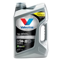 Valvoline Advanced Full Synthetic SAE 5W-30 Motor Oil - Easy Pour 5 Quart