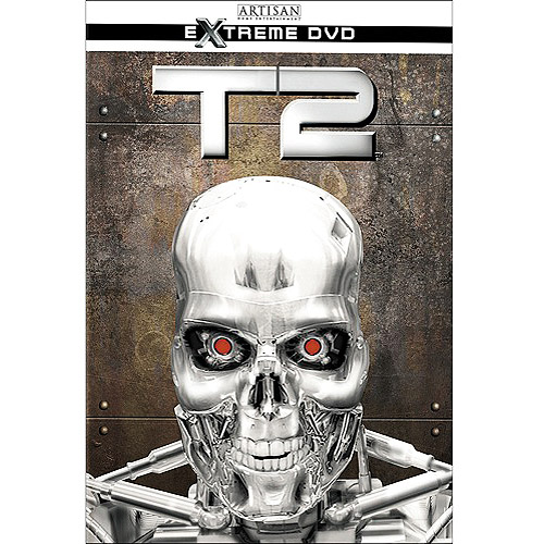 Lionsgate T2 Extreme Edition Dvd Ws
